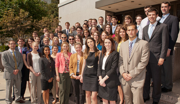 2011 Congressional Fellows